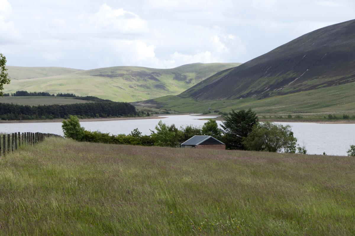 реки и озёра, водохранилища, пешие прогулки шотландия, пешеходные маршруты шотландия, путешествия, резервуар,