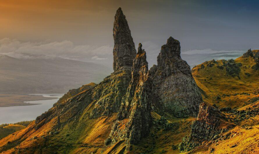 Путешествие для души. Остров Скай. Шотландия