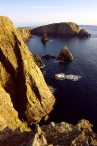 остров фэр-айл, острова шотландии, путешествия по шотландии