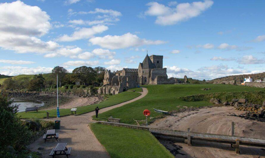 Остров и Аббатство Инчкольм, Шотландия
